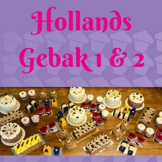 Online Workshop Hollands Gebak 1 en 2