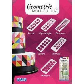 PME PME Geometric MultiCutter #ikwilzeallemaal