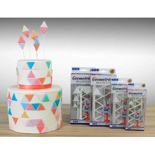PME PME Geometric MultiCutter Triangle-Driehoek set/3