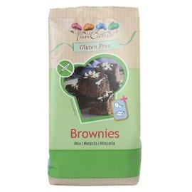 FunCakes FunCakes Mix voor Glutenvrije Brownies 500g