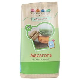FunCakes FunCakes Mix voor Glutenvrije Macarons 300 gram