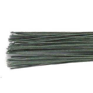 Culpitt Culpitt Floral Wire Dark Green set/50 -26 gauge-