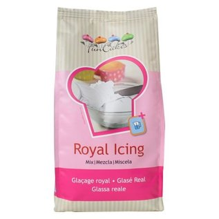 FunCakes FunCakes Mix voor Royal Icing 450 gr