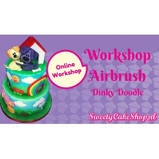Online workshop Airbrush