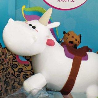 Decoratief Figuur Chubby Unicorn - Riding