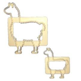 FMM FMM Mummy & Baby Llama Alpaca Set/2