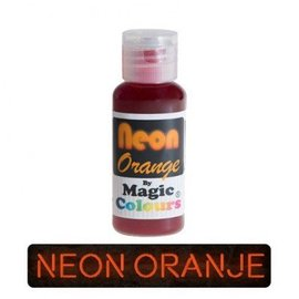 Magic Colours Kleurstof Gel NEON Oranje 32gr