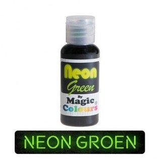 Magic Colours Kleurstof Gel NEON Groen 32gr
