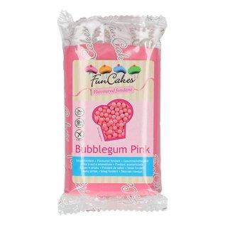 FunCakes FunCakes Smaakfondant -Bubblegum Roze- 250g