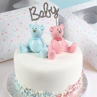 CakeStar Cake Star Cake Topper Diamante Baby