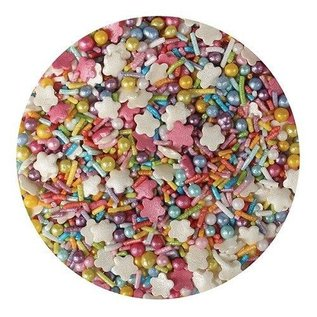 Sprinkles Medley Rainbow-mix 100 gram