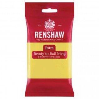Renshaw Renshaw Rolfondant Extra 250g -Pastel Yellow-