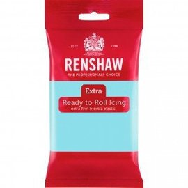 Renshaw Renshaw Rolfondant Extra 250g -Duck Egg Blue-