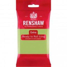 Renshaw Renshaw Rolfondant Extra 250g -Pastel Green-