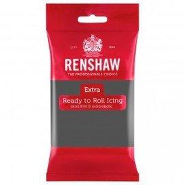 Renshaw Renshaw Rolfondant Extra 250g -Grey-