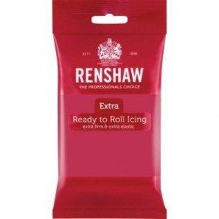 Renshaw Renshaw Rolfondant Extra 250g -Fuchsia Pink-