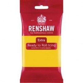 Renshaw Renshaw Rolfondant Extra 250g -Yellow-