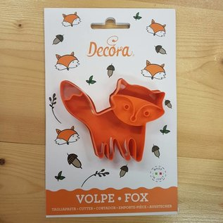 Decora Decora Fox / Vos Cookie Cutter