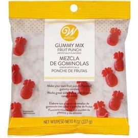 Wilton Wilton Gummy Mix Fruit Punch 227g THT