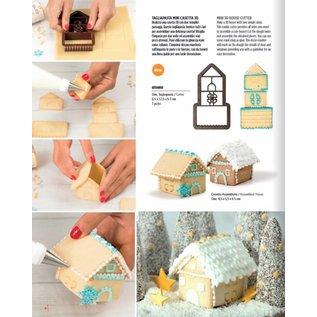 Decora 3D Mini House Cookie Cutter