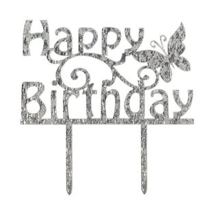 CakeStar Cake Star Cake Topper Happy Birthday