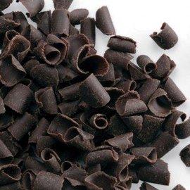 PME PME Belgian Chocolate Curls Dark 85g