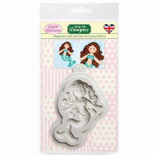 Katy Sue Katy Sue Mould Sugar Buttons - Little Mermaid