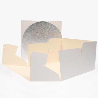 FunCakes Funcakes Taartdoos & Rond Cake Board (3mm) 30x30x15cm