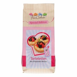 FunCakes FunCakes Special Edition Mix voor Tartelettes 500g