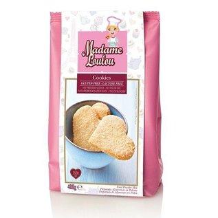 Madame LouLou Mdm Loulou Koekjes Mix 400g GLUTENVRIJ en lactosevrij