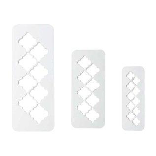 PME Nieuwe PME Geometric MultiCutter #ikwilzeallemaal 4 sets