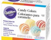 Chocolade Kleurstoffen