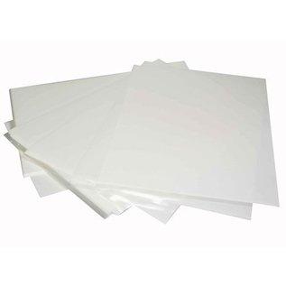 5 sheets icing blanco Culpitt