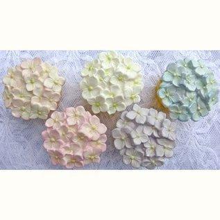 karen davies Karen Davies Cupcake Top Mould - Hydrangea