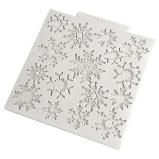 Katy Sue Katy Sue Mould Snowflakes