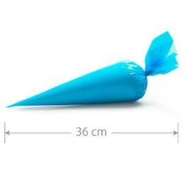 One Way Wegwerp Spuitzak Cool Blue 1st - 36x20cm