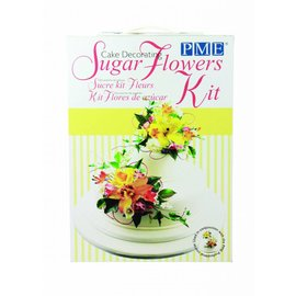 PME Sugar Flowers vr 8,15 feb, 1, 8 mrt 9.15-15.30