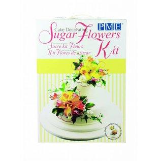 PME Sugar Flowers vr 8,15 feb, 1, 8 mrt 9.15-15.30