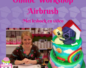 Airbrush workshop Online