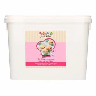 FunCakes FunCakes Mix voor Botercrème 4.5kg -Emmer-