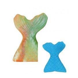JEM JEM Pop It Mold Zeemeerminstaart Mermaid