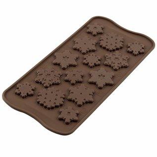 Silikomart Chocolate Mould Choco Frozen