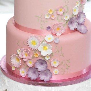 CakeStar Cake Star Push Easy Flowers Cutters Set/6