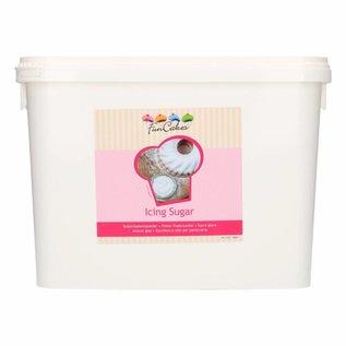 FunCakes FunCakes Mix voor Suikerbakkerspoeder 4.5kg -Emmer-