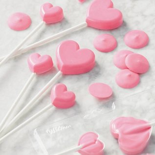 Wilton Wilton Candy Mold Mini Heart
