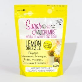 Sugar and Crumbs Sugar and Crumbs Icing Sugar -Lemon Drizzle- 500g