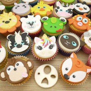Pakket voor DierenCupcakes