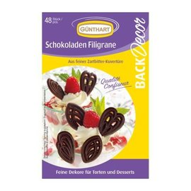 Guenthart Chocola filigrane 48 st