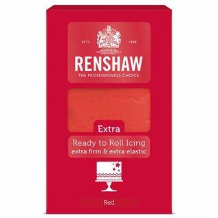 Renshaw Renshaw Rolfondant Extra 1kg -Red-
