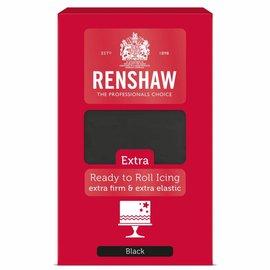 Renshaw Renshaw Rolfondant Extra 1kg -Black-